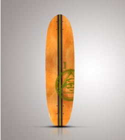 "LUCID WOOD - FIBRE FLEX  DECK  30.5"" x8"""
