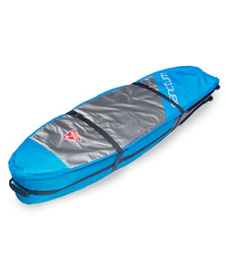 WHEELED TRAVEL COFFIN BAG / COVER