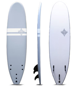 SHAKKA SOFT BOARD GREY 7'0""