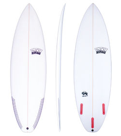 GRUNTA GROM - EPS, EPOXY -PERFORMANCE SHORTBOARD
