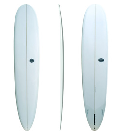 PERFORMER MAL 9'1 PINK/WHITE- EPS, EPOXY