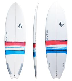 Surfboards fish hybrids for Hybrid fish surfboard
