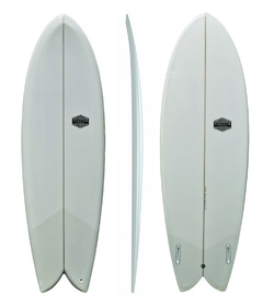 RETRO QUAD FIN FISH - EPS EPOXY