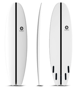 TURNIP - 5'10,  32.1 L - EPS EPOXY