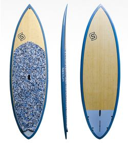 9'2 SURF SUP -BAMBOO