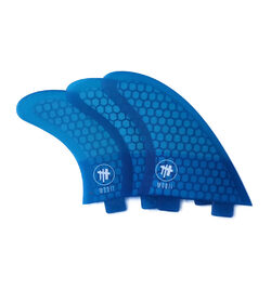 MODII :  THRUSTER 3 FIN - FCS (M5 medium fins)