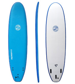 SHAKA FREERIDER SOFT 6'6 - BLUE SOFTBOARD