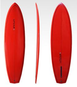 DIAMOND TAIL SINGLE FIN
